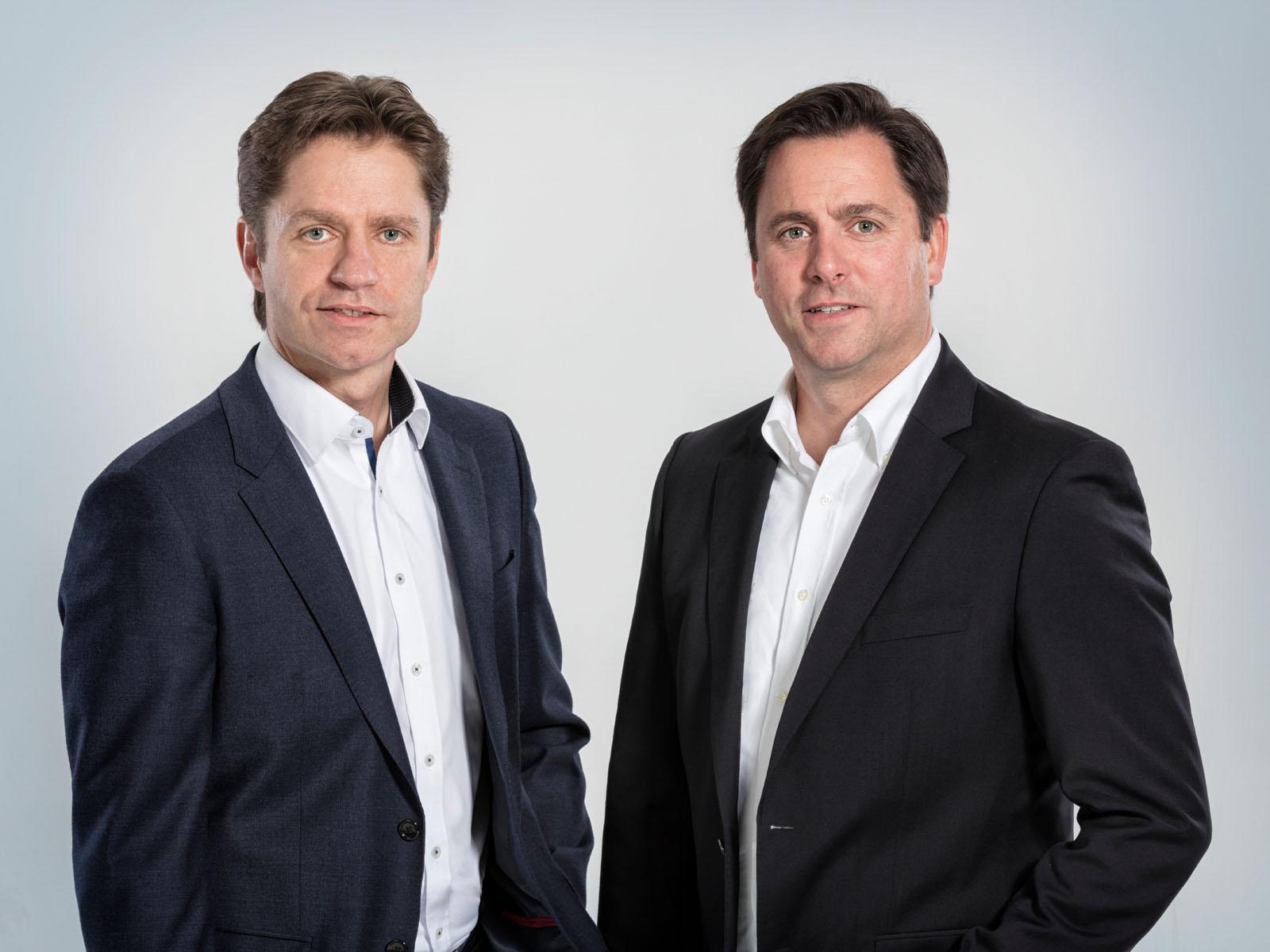 Dominic et Michel White